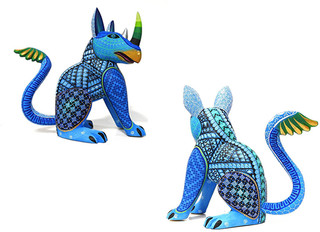 """Blue Hippopotamus"" $6500 pesos plus shipping (mas envio)"