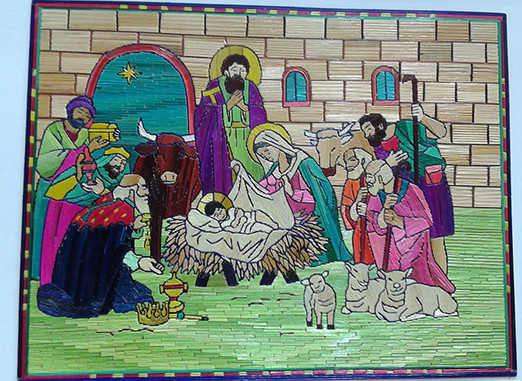 Nativity Popotillo $950 pesos plus shipping (mas envio)