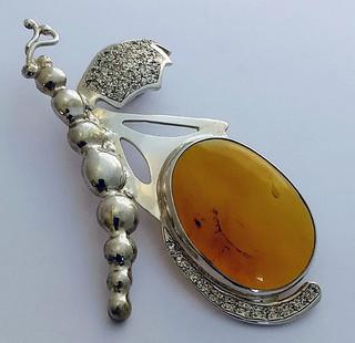 Silver butterfly pendant $5,500 pesos plus shipping (mas envio)