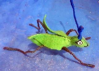 Grasshopper (salamonte) $120 pesos plus shipping (mas envio)