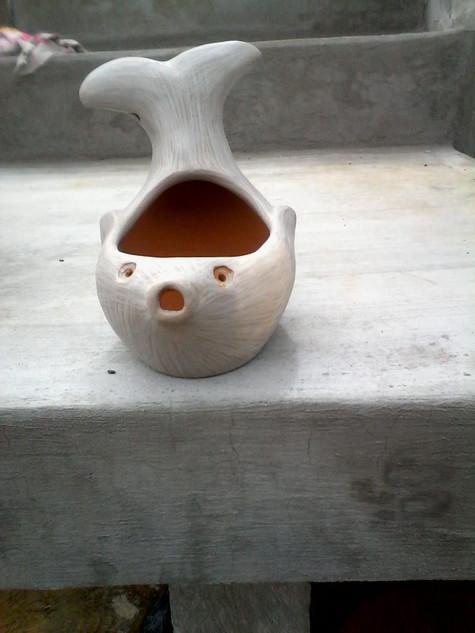 Ceramic fish $150 pesos plus shipping (mas envio)