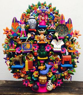 Artesanías Tree of Life by Israel Soteno $9,000 pesos plus shipping (mas envio)