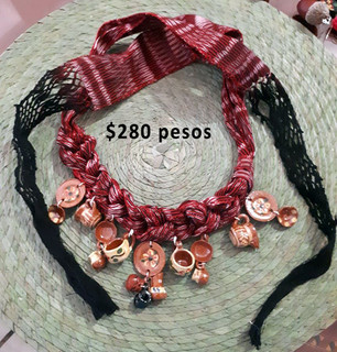 Necklace $280 pesos mas envio / plus shipping