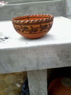 Ceramic Pasta Bowl $300 pesos plus shipping (mas envio)