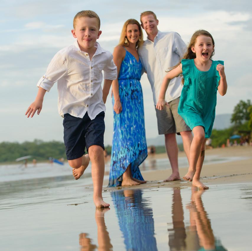 Costa Rica family photography