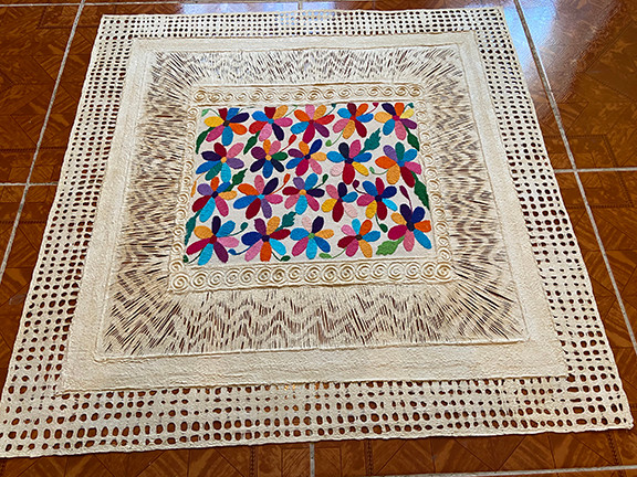 Otomi Papel Amate $1000 plus shipping (mas envio)