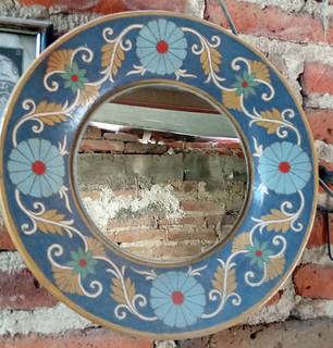 """19"""" Plate/Mirror $800 pesos plus shipping (mas envio)"""