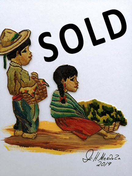 SOLD--Popotillo Children $800 pesos plus shipping (mas envio)
