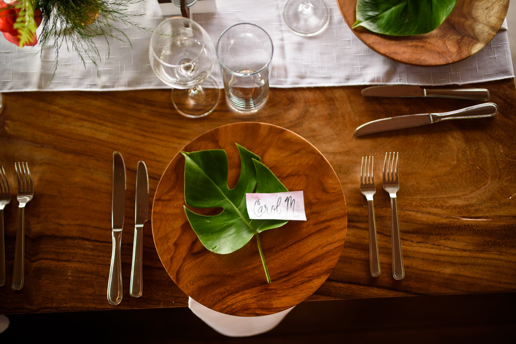 Tropical wedding inspiration at Casa Alang Alang