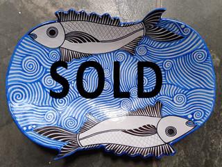 SOLD-High-temperature table centerpiece $9,000 pesos plus shipping (mas envio)