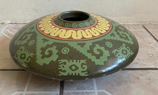 """Luneta"" Pre-Hispanic Design in Negative $1600 pesos plus shipping (mas envio)"