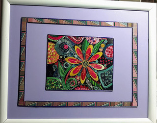 Flower Landscape Popotillo $950 pesos plus shipping (mas envio)