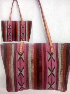"""""""Butterfly"""" Wool Bag $720 pesos plus shipping (mas envio)"""