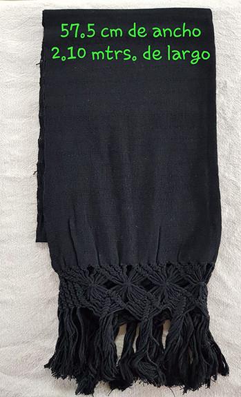 Hand-Woven Rebozo $1500 pesos plus shipping (mas envio)