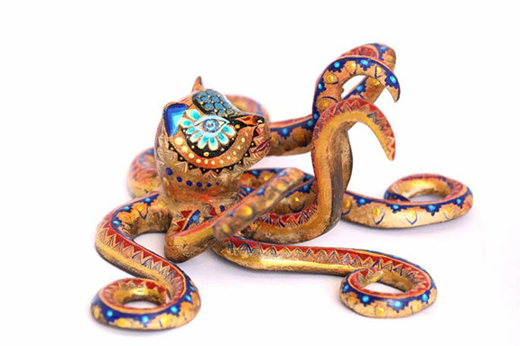 """""""Bear Octopus Fusion"""" $3,000 pesos plus shipping (mas envio)"""