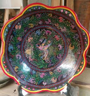 """""""Quetzal"""" Bird Batea $14,000 pesos plus shipping (mas envio)"""