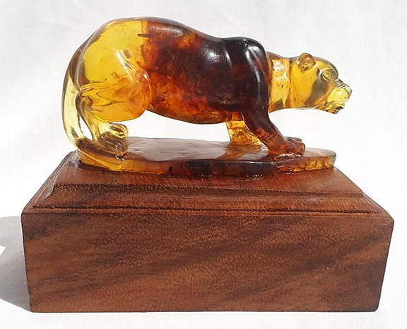 Jaguar of Amber $20,000 pesos plus shipping (mas envio)