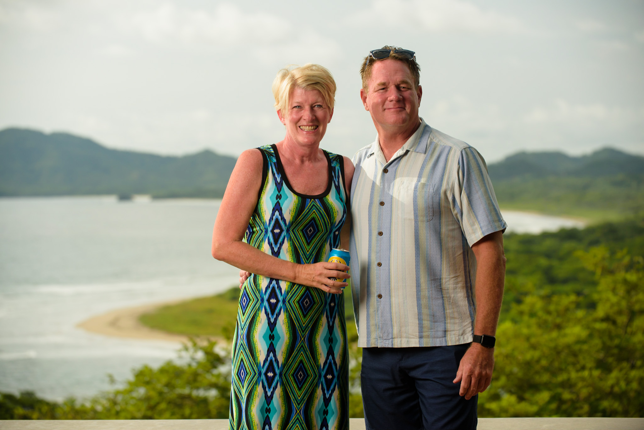 Wedding portraits in Costa Rica