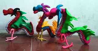 Dragon $280 pesos plus shipping (mas envio)