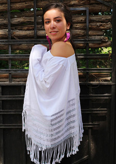 """Ikat """"Angel wings"""" innovative garment $5800 pesos plus shipping (mas envio)"""