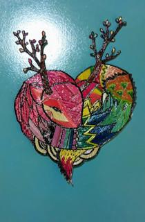"""""""Deer heart"""" Popotillo $480 pesos plus shipping (mas envio)"""