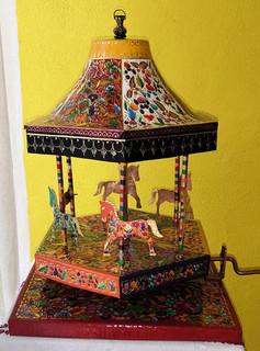 Copper Carrousel $20,000 pesos plus shipping (mas envio)