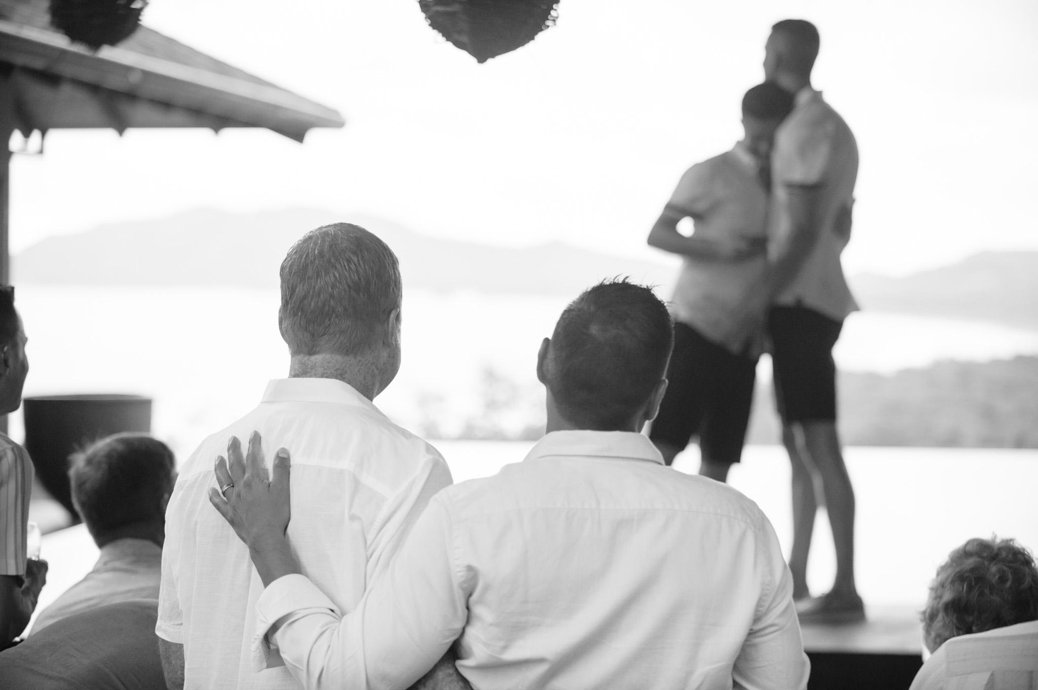 Gay wedding photographer in Costa Rica