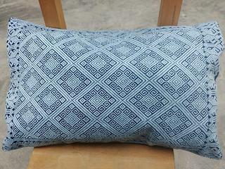 Brocade pillow cover $870 pesos plus shipping (mas envio)