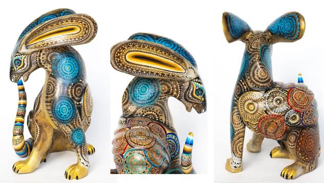 """""""Zapotec Majesty"""" $40,000 pesos plus shipping (mas envio)"""