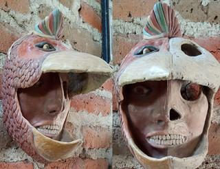 Ceramic Duality Mask $1000 pesos plus shipping (mas envio)