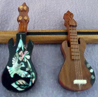 #6 Guqin  - Bass guitar