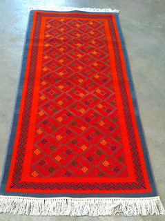 Tenejapa Hand-Knotted Rug $6,450 pesos plus shipping (mas envio)