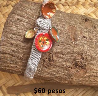 Bracelet/pulsera $60 pesos mas envio / plus shipping