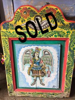 SOLD=Nicho $1,900 pesos plus shipping (mas envio)