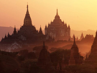 The  beauty of Myanmar