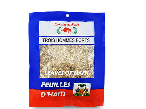 Sada Haitian Leaves - Trois hommes forts