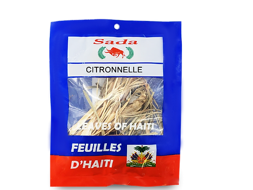 Sada Haitian Leaves - Citronnelle