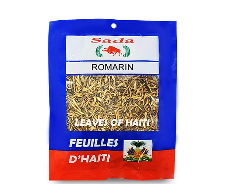 Sada Haitian Leaves - Romarin