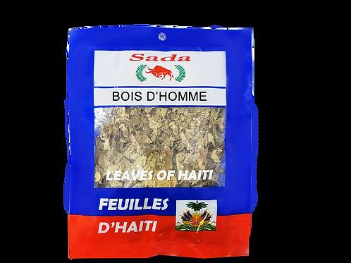 Sada Haitian Leaves - Bois d'homme