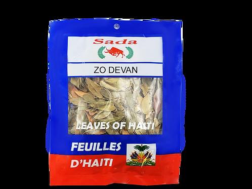 Sada Haitian Leaves - Zo devan