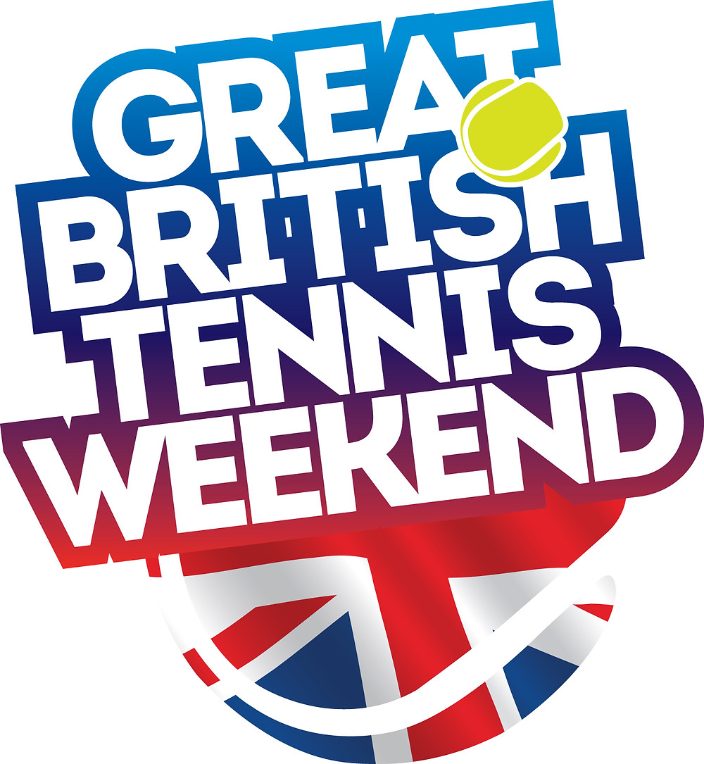 Bourton Tennis Club Open Day 12 May 2018 - part of the LTA's Great British Tennis Weekend