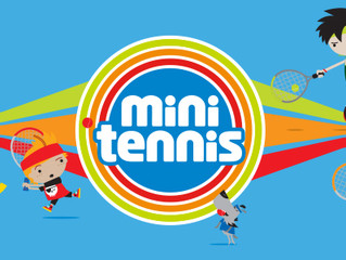 New Classes for Under-5s at Bourton Tennis Club