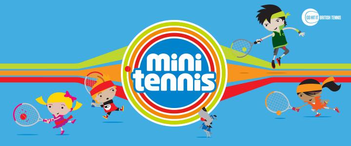 Fun Tennis Classes for under 5s at Bourton Tennis Club
