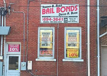 Burr Bail Bonds Anson Couty Office