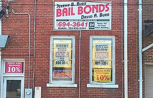 Burr Bail Bonds Anson County Office