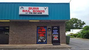 Burr Bail Bonds Richmond County Office