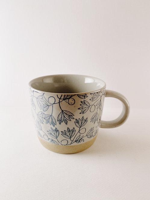 Tasse Blumenprint