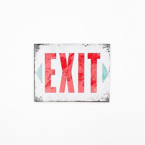 """Magnet """"Exit"""""""