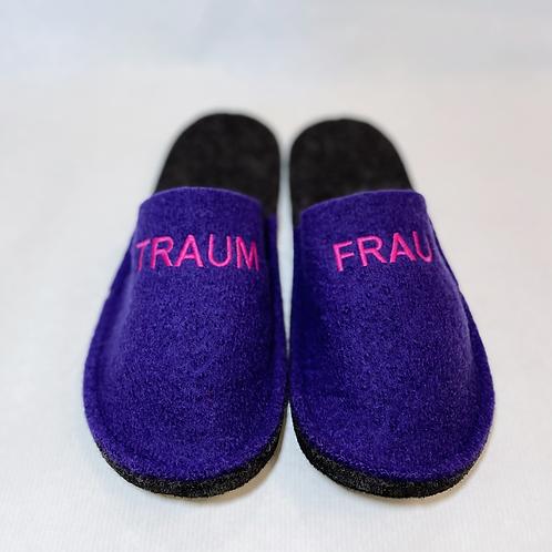 """Schurwollpatschen """"Traumfrau"""""""