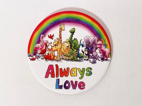 "Magnet ""Always Love"""